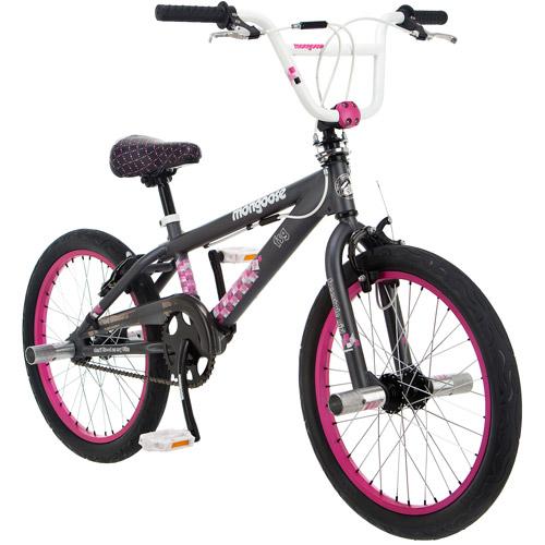 "Mongoose FSG 20"" Girls Freestyle Bike"