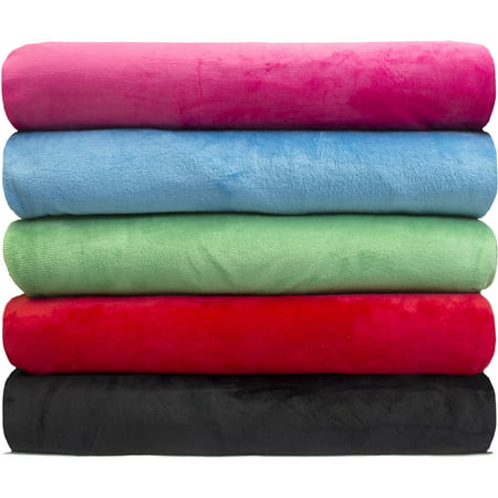 "David Textiles Polyester Fleece 60"" ""Heavenly Plush"" Fabric, per Yard"