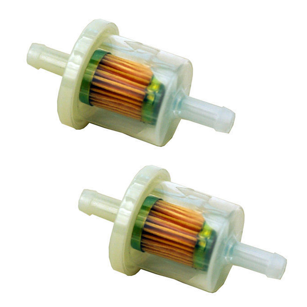(2) Repl Fuel Filters for Briggs & Stratton # 493629  25 050 21S