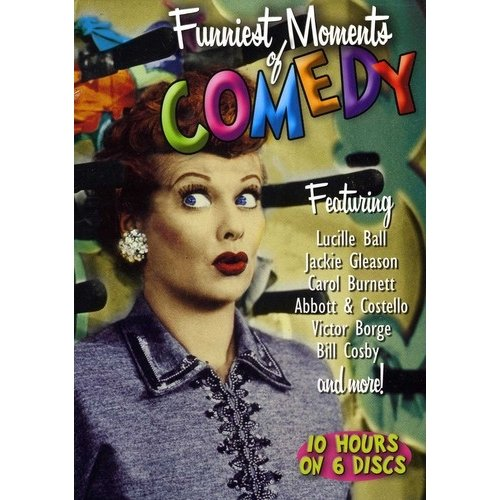 Click here to buy Funniest Moments Of Comedy by Questar Inc.