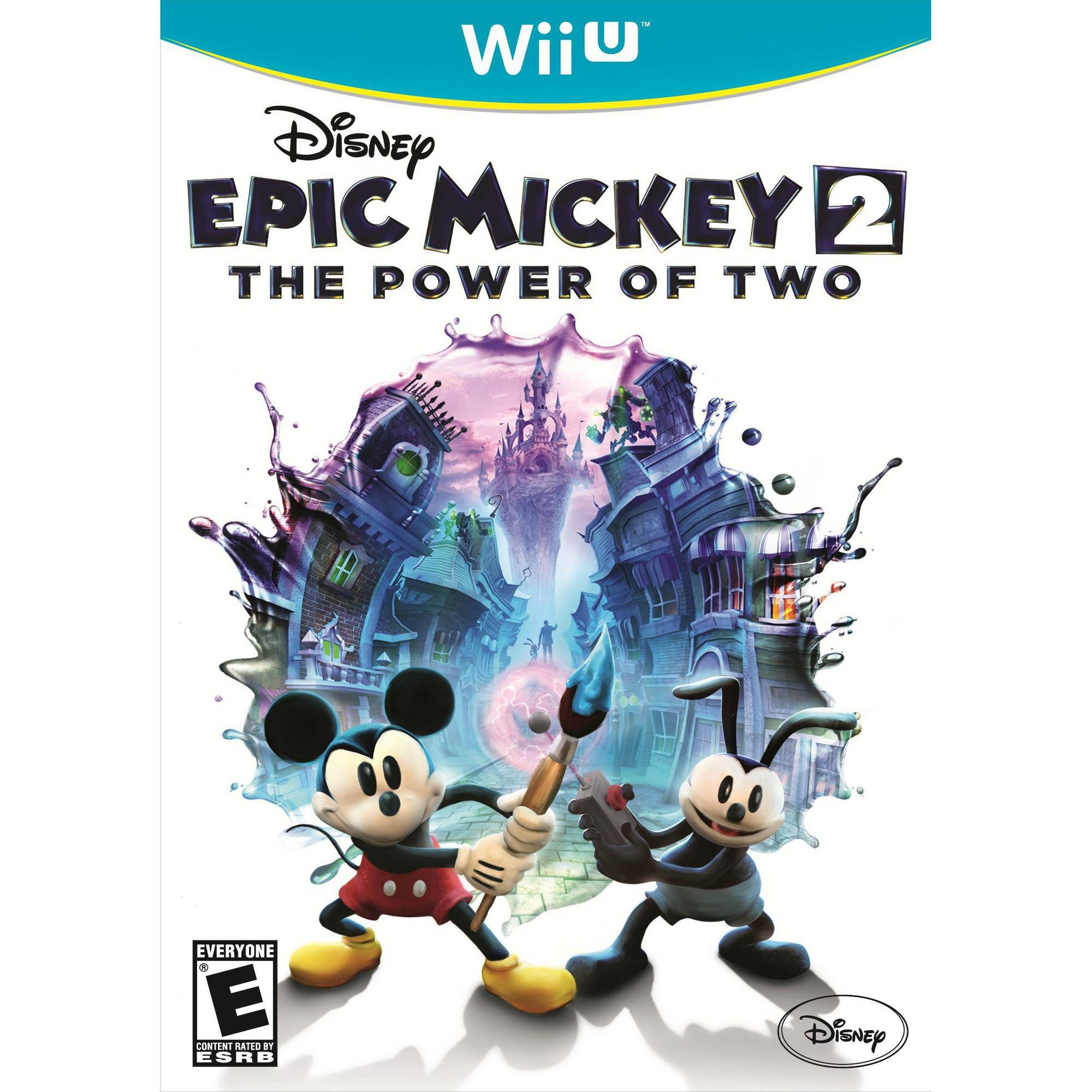 Epic Mickey 2 Power Of Two (Wii U) - Pre-Owned