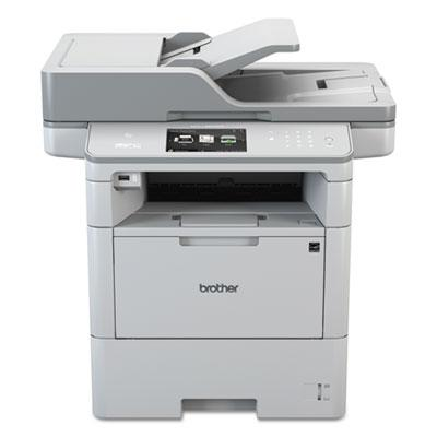 Brother Workhorse Series MFC-L6900DW Business Monochrome All-in-One Laser Printer