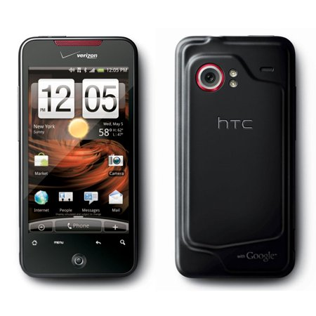 HTC DROID Incredible ADR6300 Replica Dummy Phone / Toy Phone (Black) (Bulk Packaging)