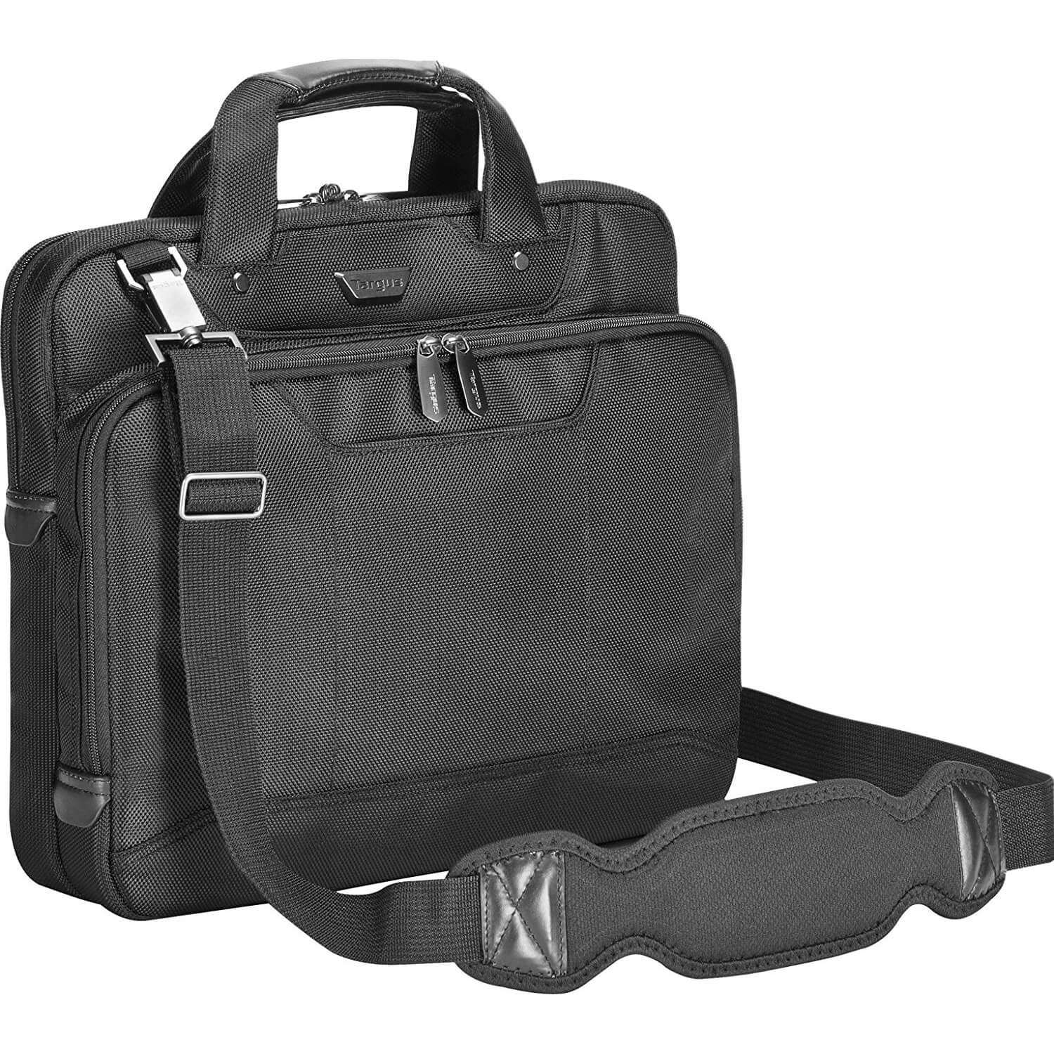 "Targus Corporate Traveler UltraThin 14"" Laptop Messenger Bag Case - CUCT02UT14"