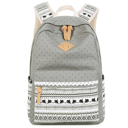 Coofit - Canvas Backpack 85b25b80add29