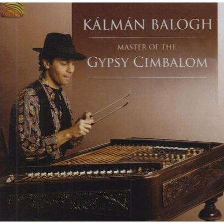 Master of the Gypsy Cimbalom (CD) (Cimbalom Instruments)