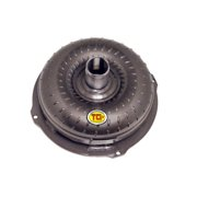 TCI Street Fighter Torque Converter 10 in 3000-3400 Stall C6 P/N 441300