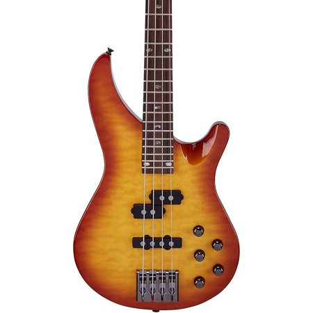 Mitchell MB300 Modern Rock Bass with Active EQ (Best Eq For Bass)