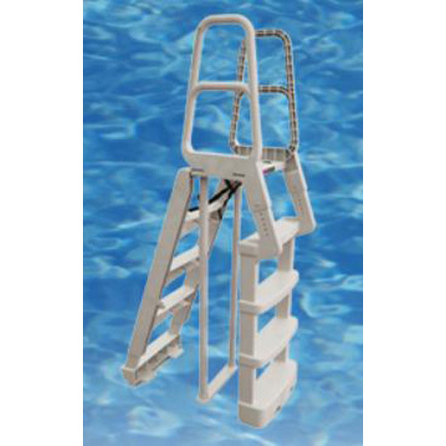Comfort Incline Step A-Frame Above Ground Pool Ladder
