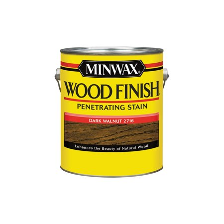 Minwax® Wood Finish™ Dark Walnut, 1-Gal