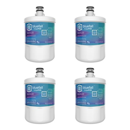 LG LT500P Refrigerator Water Filter. Compatible Replacement Refrigerator Water Filter for LG LT500P by Bluefall - VALUE PACK 4 Refrigerator Water Filter. LG Water Filter for LG LT500P Compatible Replacement Refrigerator Water Filter by Bluefall . Enjoy delicious filtered water for your refrigerator water filter, using Bluefall upgraded technology. The perfect fit Guaranteed.
