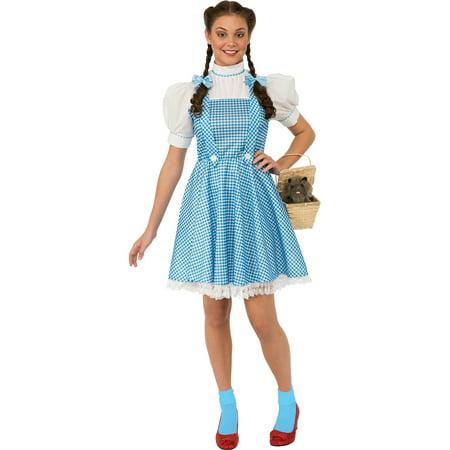 kids costumes source wizard of oz dorothy womans dress halloween costume walmart com