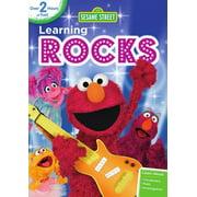 Sesame Street: Learning Rocks by