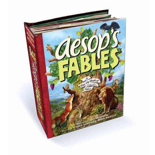 Aesop's Fables: A Pop-up Book of Virtues