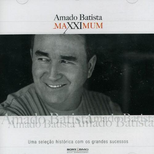 Amado Batista - Maxximum [CD]