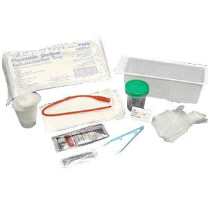 Female catheter kit 8 fr part no. 7402 (1/ea)