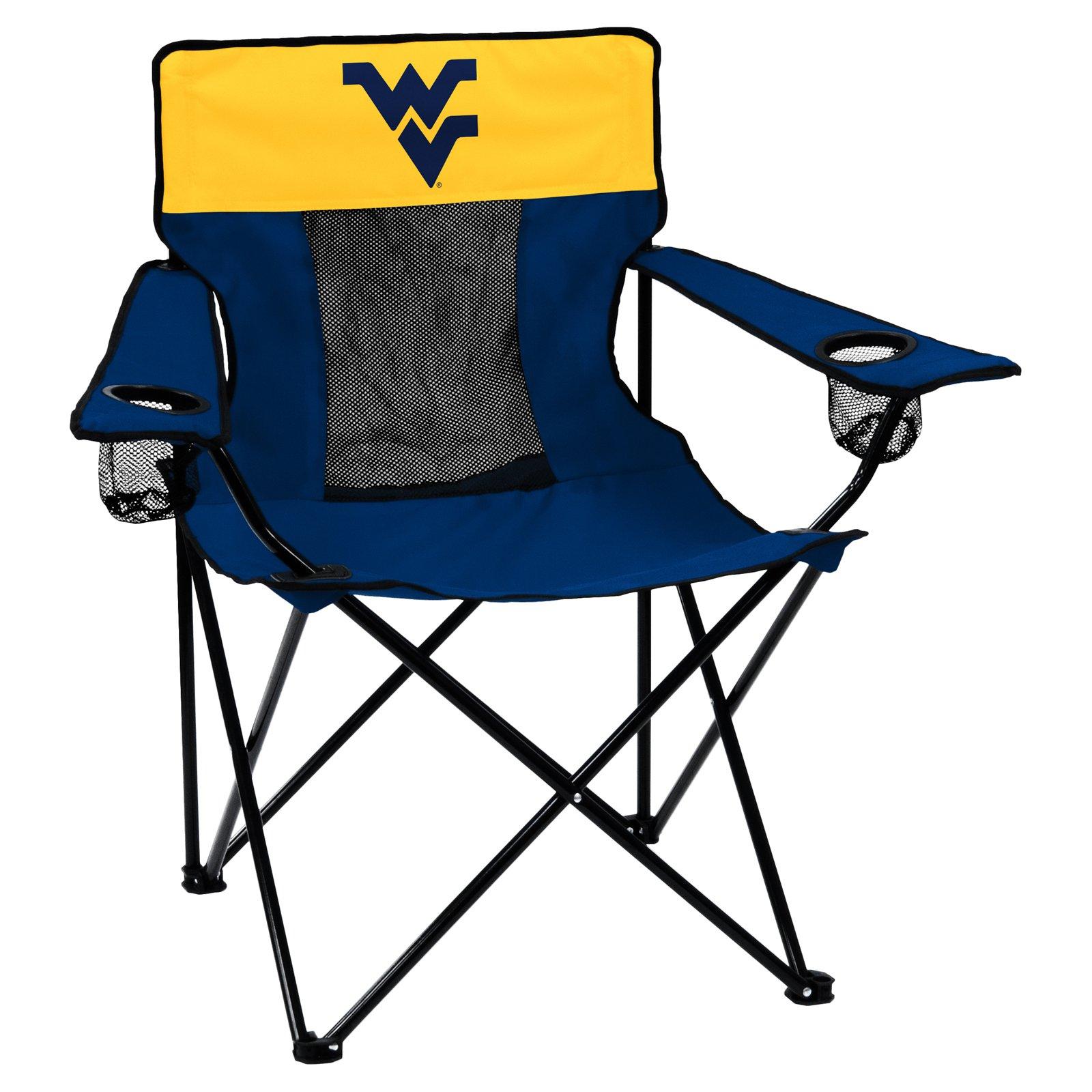 West Virginia Mountaineers Elite Chair