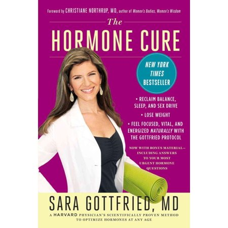Hormone Cure, Sara Gottfried Paperback - image 1 de 1