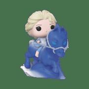 Funko POP! Ride: Frozen 2 - Elsa Riding Nokk