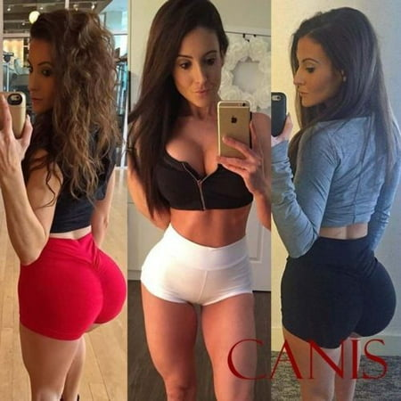 Women Comfortable Sports Shorts Casual Ladies Beach Running Gym Yoga Hot Pants For Glamour Of