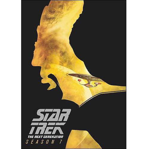 Star Trek: The Next Generation - Season 7 (Full Frame)