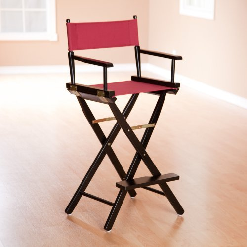 Newport 30 in. Bar Height Directors Chair