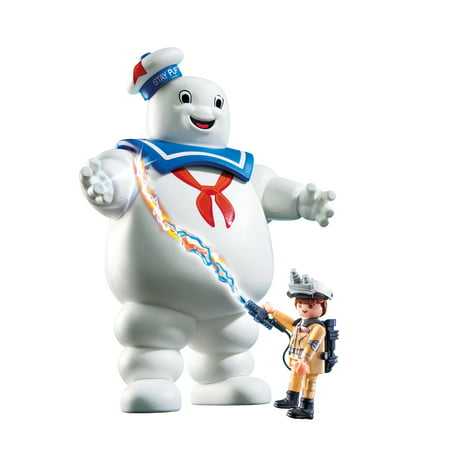 PLAYMOBIL Ghostbusters Stay Puft Marshmallow Man](Ghostbusters Cupcakes)