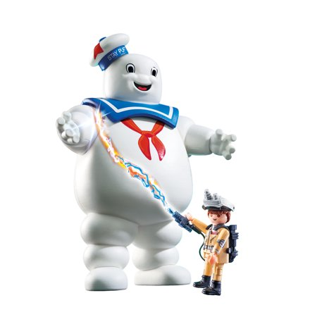 PLAYMOBIL Ghostbusters Stay Puft Marshmallow Man](Ghostbusters For Kids)