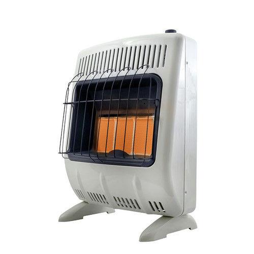 Mr. Heater F299820 18,000 BTU Vent Free Radiant Propane Heater by Propane Heaters
