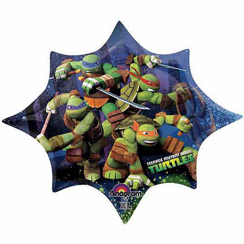 """Teenage Mutant Ninja Turtles Balloon, 35"""""""