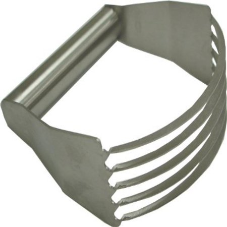 Winco 5 Blade Pastry Blender, Stainless Steel