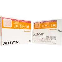 """Allevyn Gentle Border Lite 4"""" x 4"""" - Box of 10 REF:66800835"""