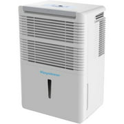 Keystone 30-Pint Dehumidifier with Electronic Controls in White