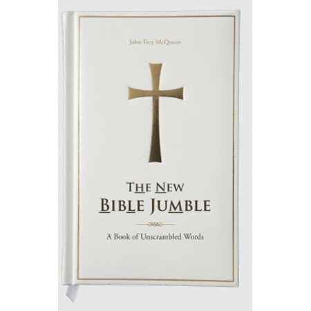 The New Bible Jumble : A Book of Unscrambled Words](Halloween Word Jumbles)