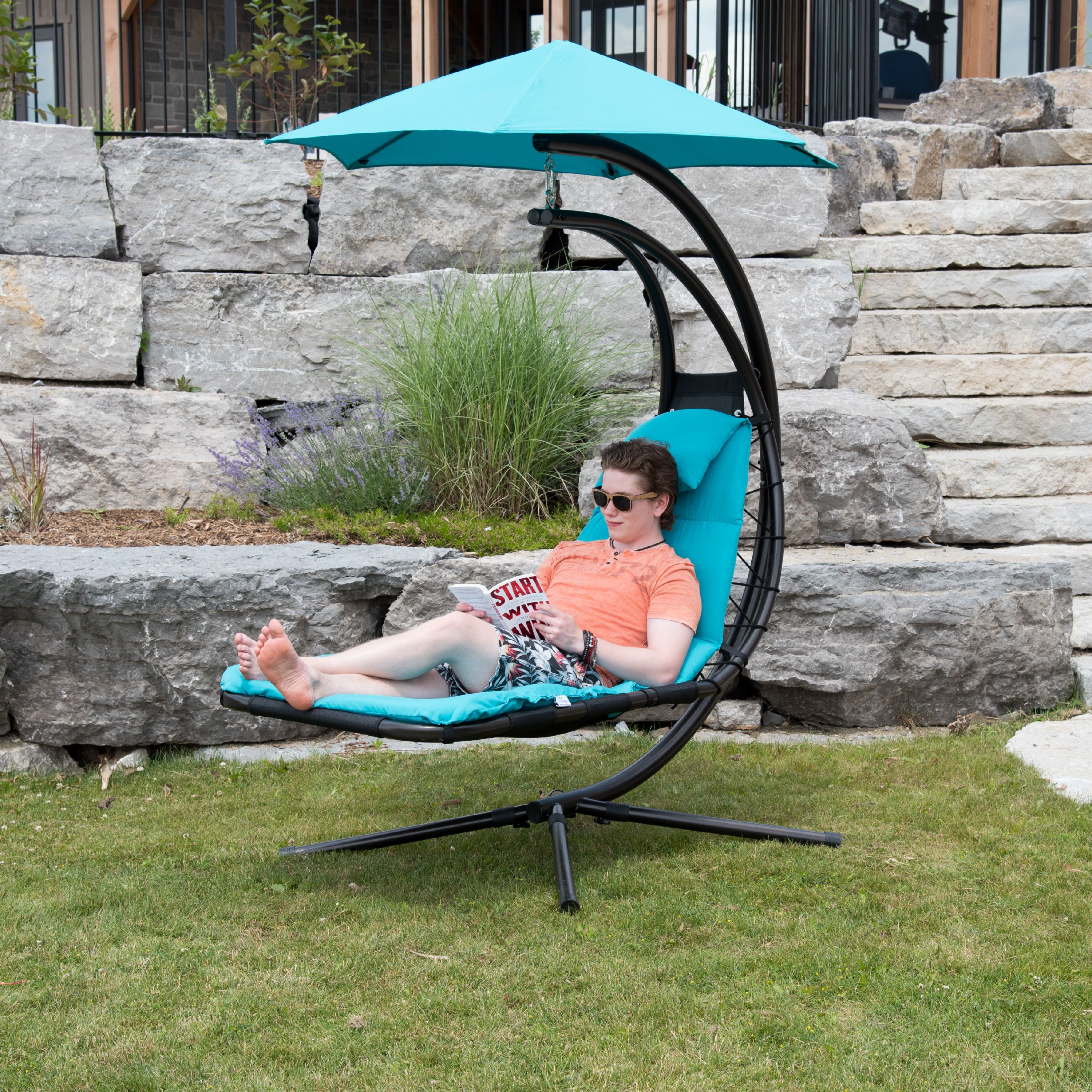 The Original Dream Chair, True Turquoise