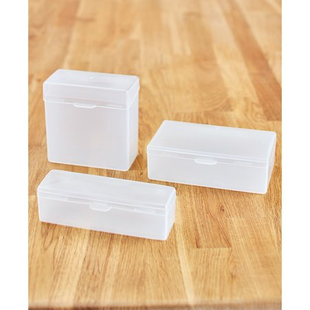 3-Pc. Stay Fresh™ Dairy Containers -