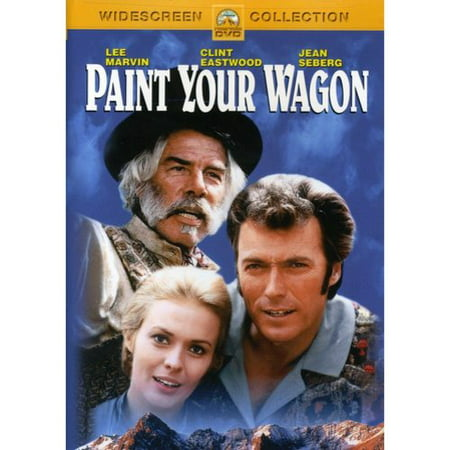 Paint Your Wagon (Domestic) (Lee Marvin Clint Eastwood Paint Your Wagon)