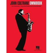 John Coltrane - Omnibook for C Instruments - eBook