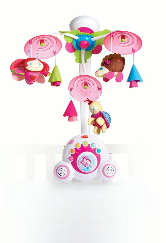 Tiny Love Tiny Princess Soothe 'n Groove Mobile, Tiny Princess by Tiny Love
