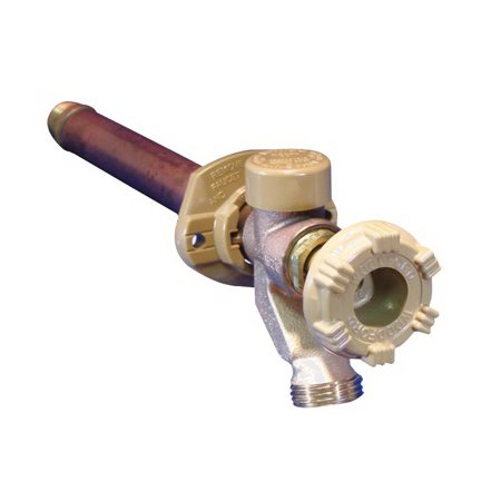 10 Inch Hydrant - Woodford Series 17 Anti-Siphon Freezeless Wall Hydrant, 1/2 Inch, Pex, 8 Inch Wall Thickness, 125 psi, 120 deg F