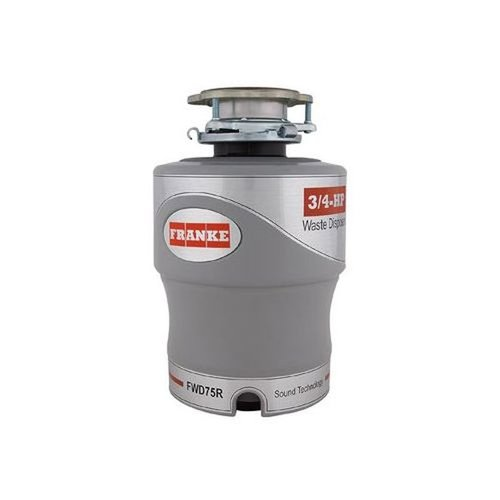 "Franke FWD75R 8 3/4"" Continuous Feed Waste 3/4 HP Disposer"