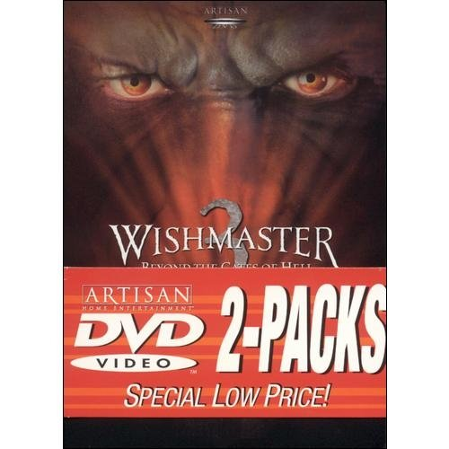 Wishmaster / Wishmaster 2: Evil Never Dies / Wishmaster 3: Beyond The Gates Of Hell