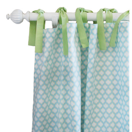 New Arrivals Sprout Curtain Panel (Set of 2)