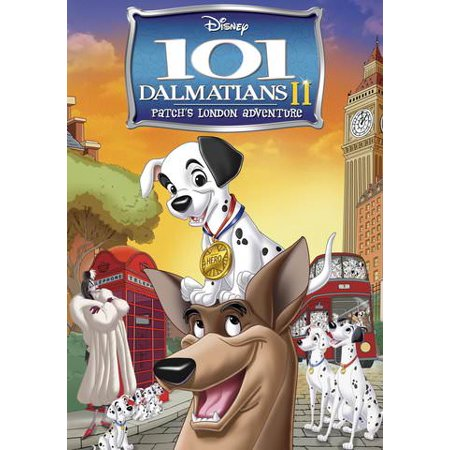 101 Dalmatians Party Supplies (101 Dalmatians II: Patch's London Adventure (Vudu Digital Video on)