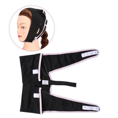 Yosoo Face-Lift Bandage,Face Lift Up Mask Slimming Face Thin Chin Tightening Cheek Belt Sleeping Face-Lift Bandage,Face
