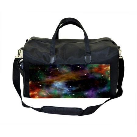 8b64db42e10a Galaxy Design Black Duffel Style Gym Bag - Walmart.com