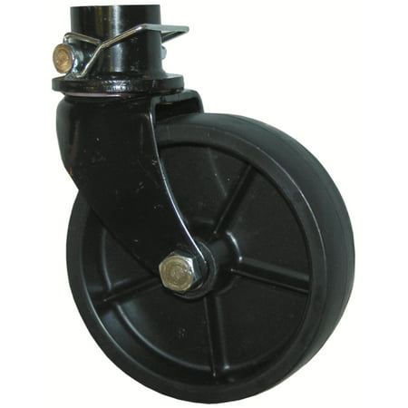 Bal Products 29036B Swivel 1 000 Lb Capacity Caster Wheel For Rv Trailer Jacks