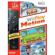 Nintendo Wii Play Motion