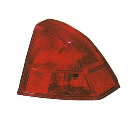 New Driver Side Left Body Tail Lamp Assembly 33551S5DA01 (Body Tail Lamp)