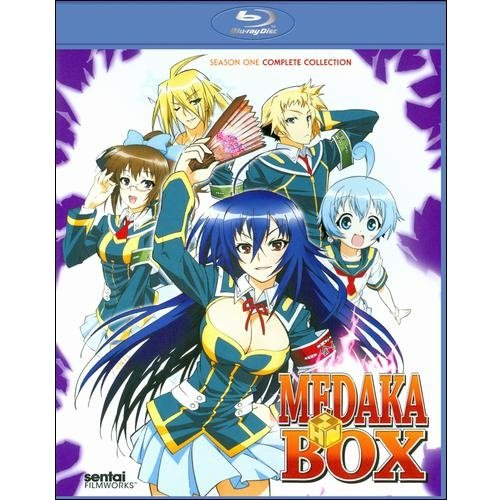 Medaka Box: Complete Collection (Blu-ray) (Widescreen)